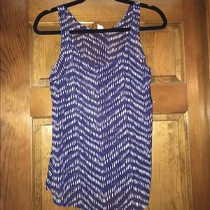 NWT Old Navy Sheer Tank Top